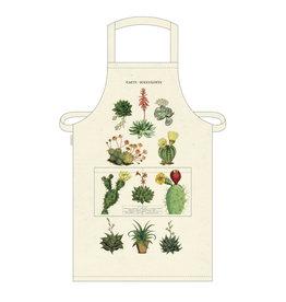 Cavallini Papers & Co. Succulents Vintage Apron