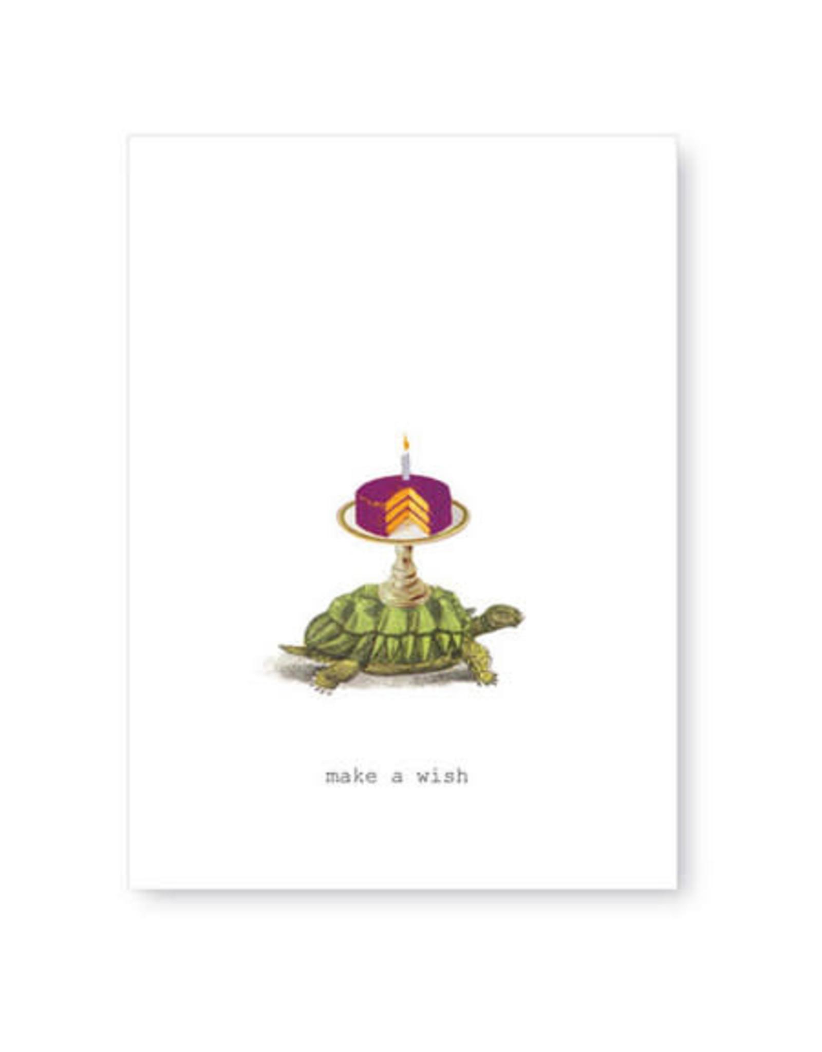 Tokyomilk Make a Wish Greeting Card