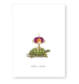 Tokyomilk Make a Wish Birthday Notecard