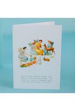 Tokyomilk Life Before Pinterest Greeting Card
