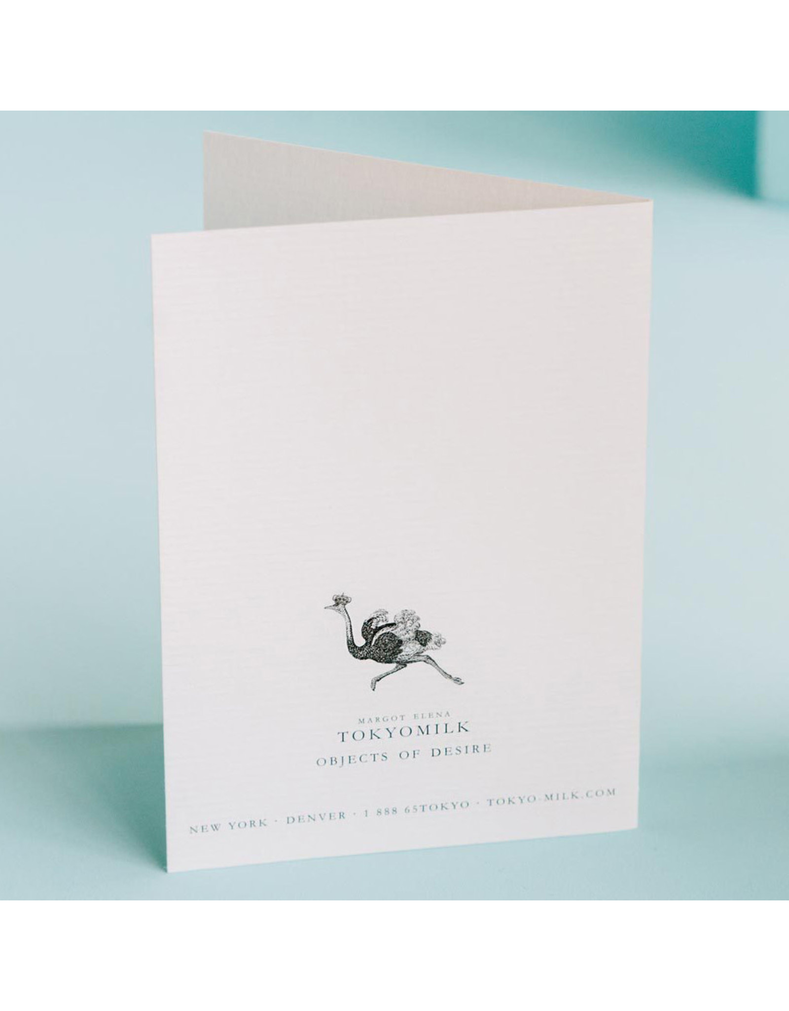 Tokyomilk Life Before Pinterest 4Bar Greeting Card