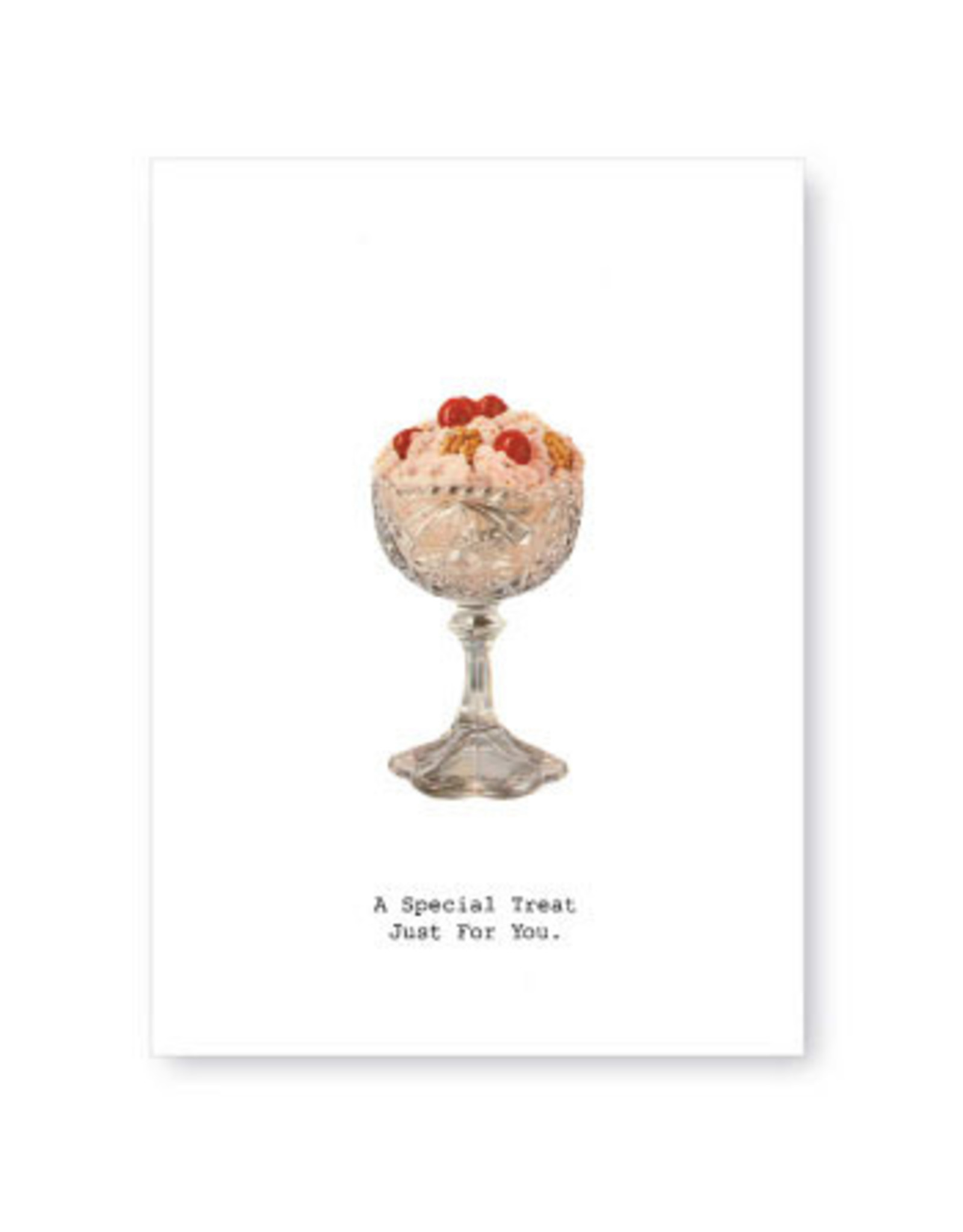Tokyomilk A Special Treat Greeting Card