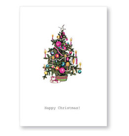 Tokyomilk Happy Christmas Notecard