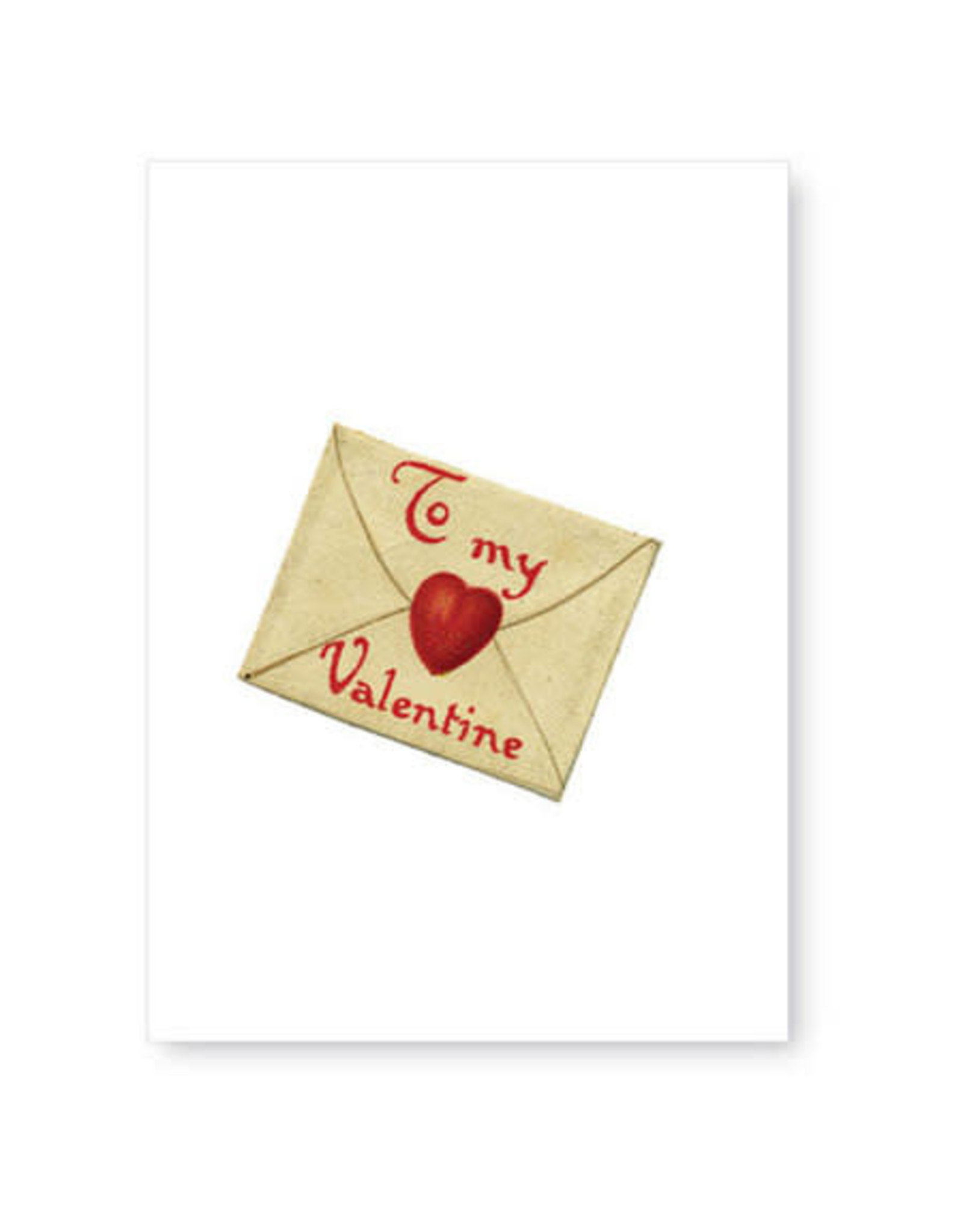 Tokyomilk To My Valentine Greeting Card