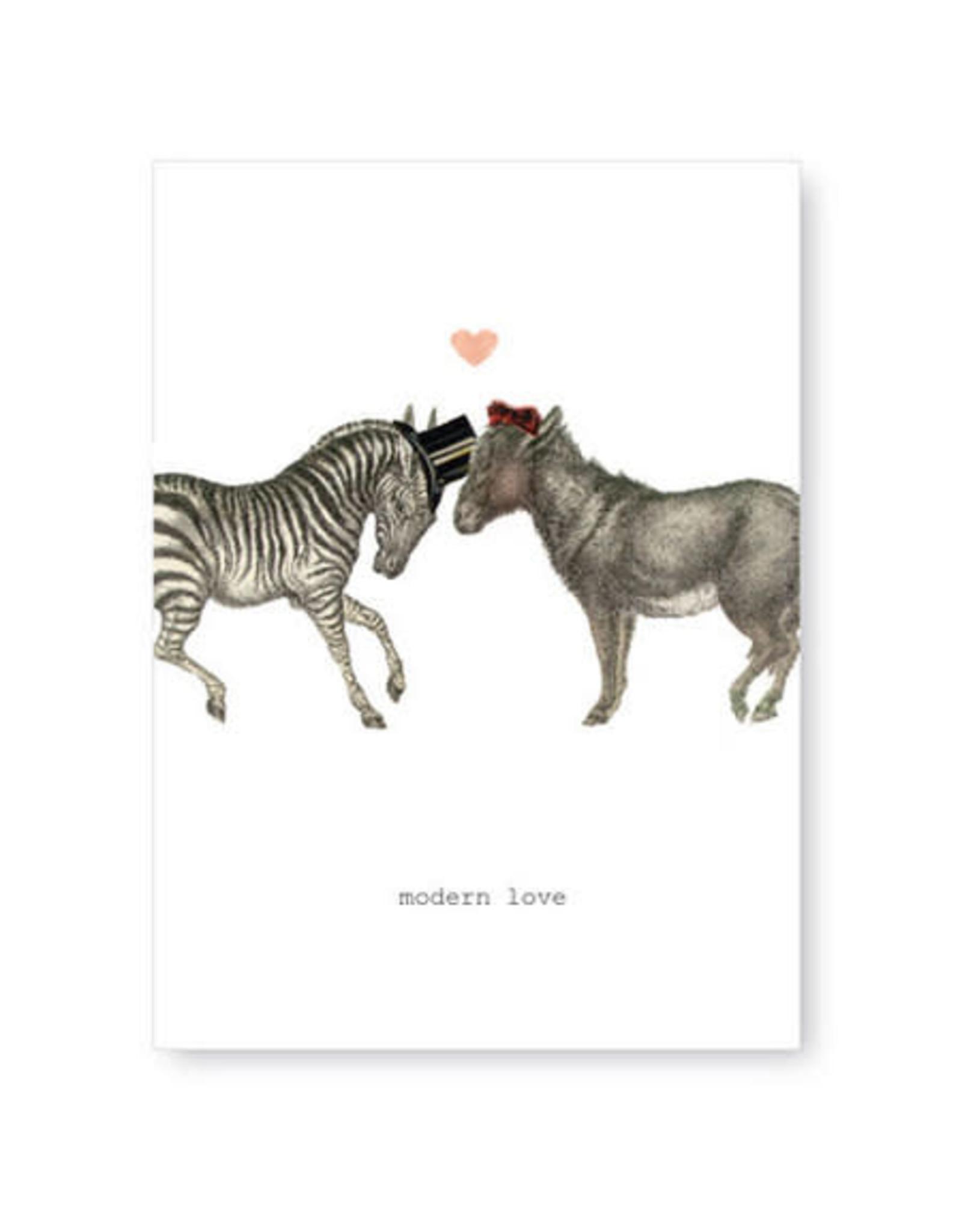 Tokyomilk Modern Love Greeting Card