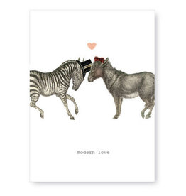 Tokyomilk Modern Love Notecard