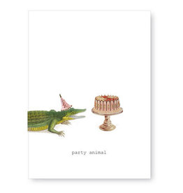 Tokyomilk Party Animal Greeting Card