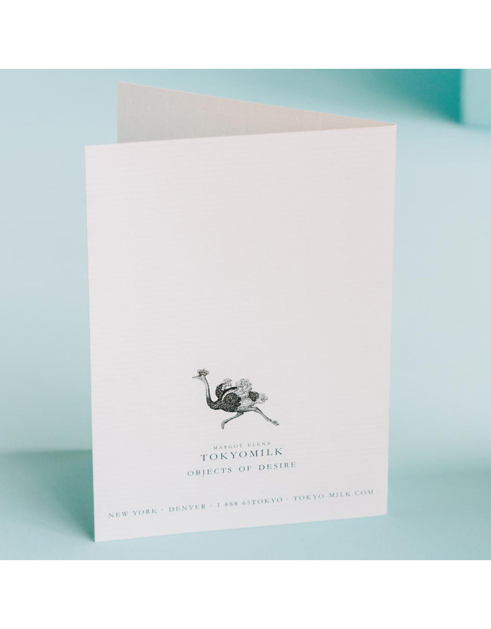 Tokyomilk A Whale of a Good Time Greeting Card