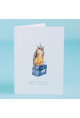 Tokyomilk Another Year Older Greeting Card