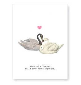 Tokyomilk Love Nest Greeting Card