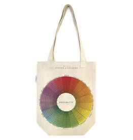 Cavallini Papers & Co. Color Wheel Tote Bag