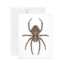 Open Sea Design Co. Diadem Spider A2 Everyday Notecard