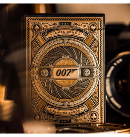Theory 11 James Bond Playing Cards