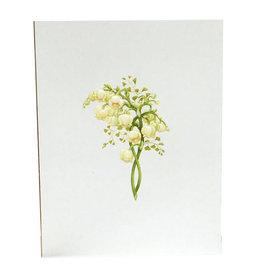 Paula Skene Designs Lily Twist Sympathy Card