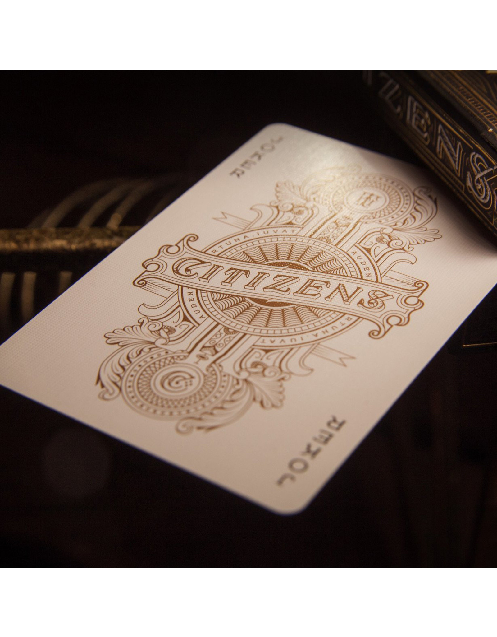 Theory 11 Citizens Playing Cards CITIZENS