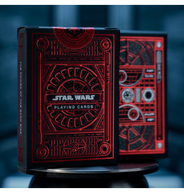 Theory 11 Dark Side Star Wars Playing Cards