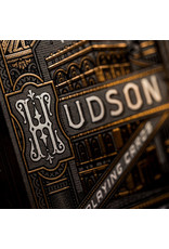 Theory 11 Black Hudson Playing Cards