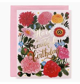 Oana Befort Beautiful Birthday A2 Greeting Card