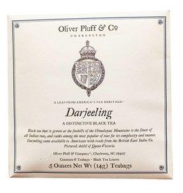 Oliver Pluff & Co. Darjeeling - 6 Teabags