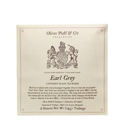 Oliver Pluff & Co. Earl Grey - 6 Teabags