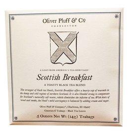 Oliver Pluff & Co. Scottish Breakfast - 6 Teabags