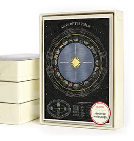 Cavallini Papers & Co. Celestial Boxed Notecards