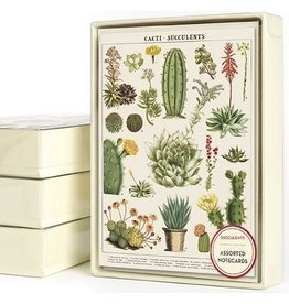 Cavallini Papers & Co. Succulents Boxed Notecards