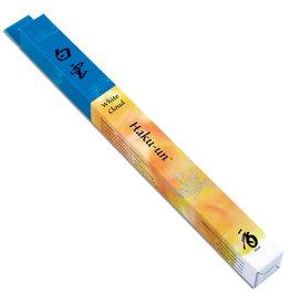 Shoyeido White Cloud Haku-Un Incense Bundle