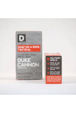 Duke Cannon Supply Co. Soap on a Rope, Tactical