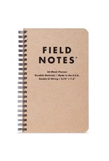 Field Notes Brand Field Notes Weekly Planner