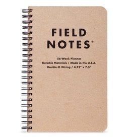 Field Notes Brand 56-Weeks Weekly Planner