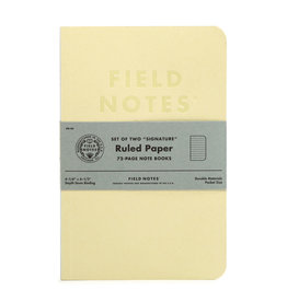 Field Notes Brand Field Notes Signature Ruled 2-Pack