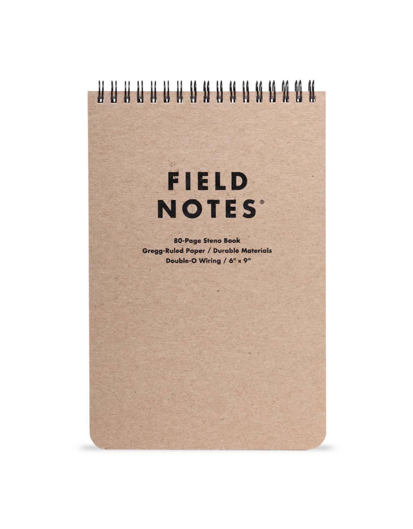 Field Notes Brand 80-Page Steno Book