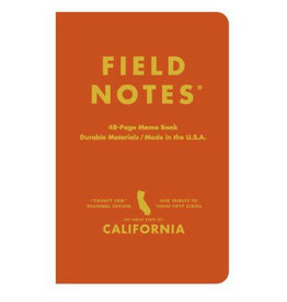 Field Notes Brand County Fair California 3-Pack