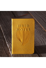 Field Notes Brand Autumn Trilogy Ruled Memo Book 3-Pack