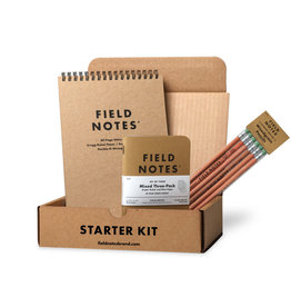 Field Notes Brand Field Notes Starter Kit
