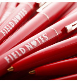 Field Notes Brand Red Pen with Red Ink 6-Pack