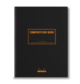 Rhodia Black Rhodia Composition Book