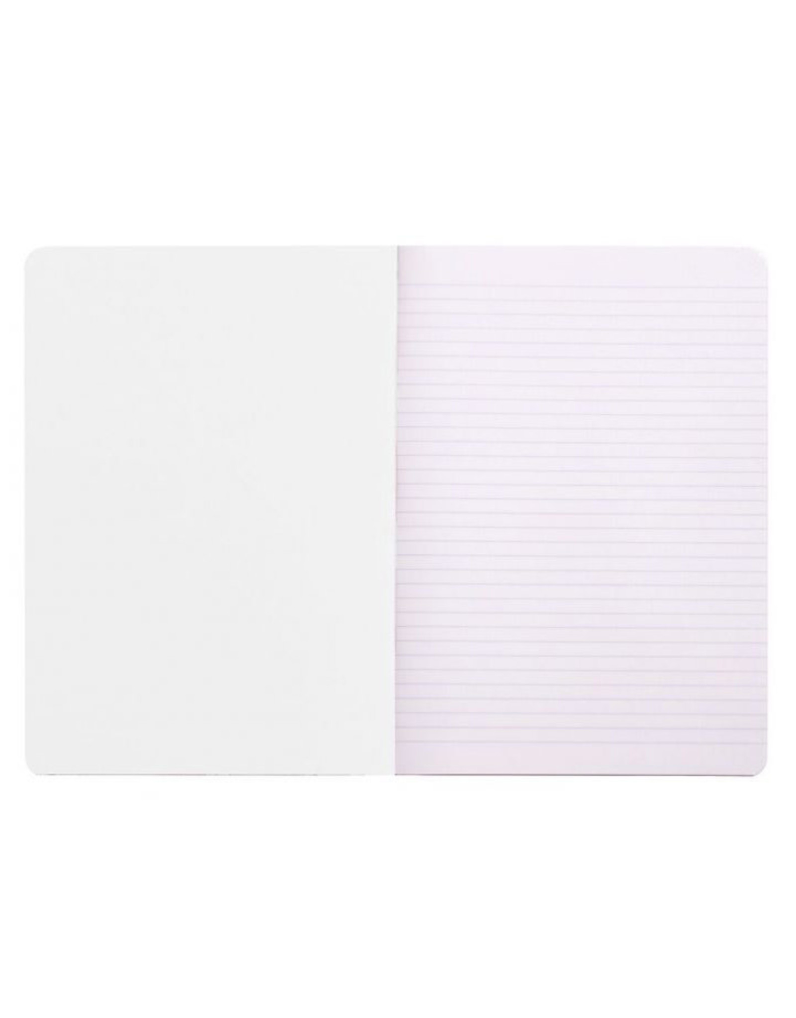 Rhodia Rhodia White ICE Lined Classic Notebook 6 x 8.25