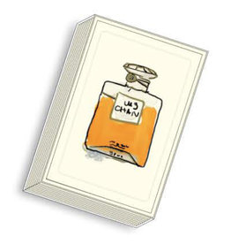 Rossi Perfume Notecards Assorted Box of 12