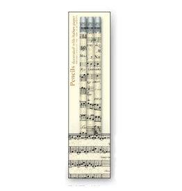 Rossi Pencils 'Musical Score' 3-Pack
