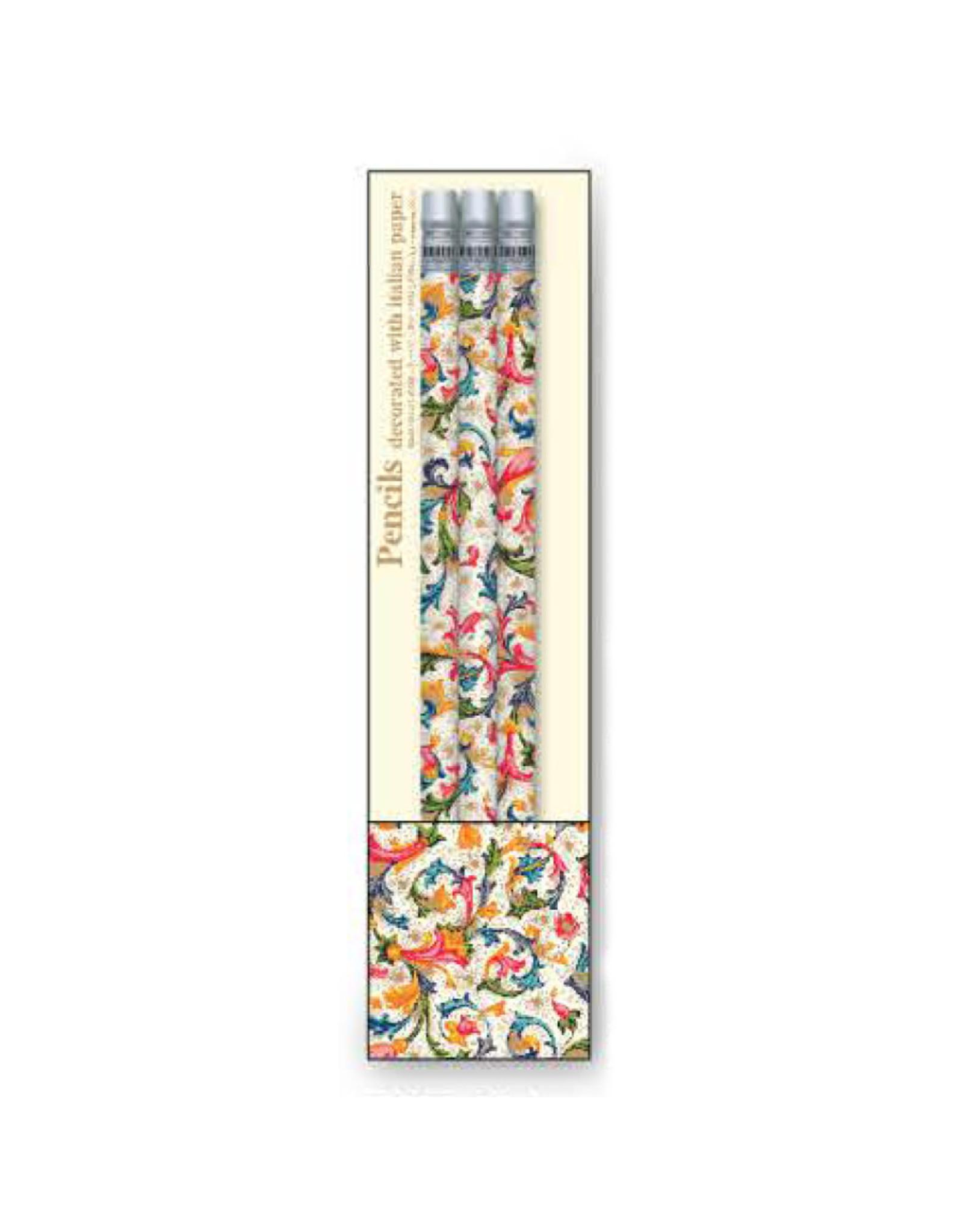 Rossi Pencils 'Traditional Florentine' 3-Pack