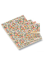 Rossi Traditional Florentine Blank A5 Notepad
