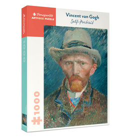 Pomegranate Vincent van Gogh: Self-Portrait 1000-Piece Jigsaw Puzzle
