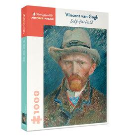 Pomegranate Vincent van Gogh: Self-Portrait 1000-Piece Jigsaw Puzzle