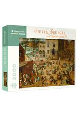 Pomegranate Pieter Bruegel: Children's Games 2000-Piece Jigsaw Puzzle