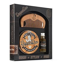 Dapper Dan Dapper Dan 'Hairy Man' Gift Set
