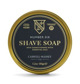 Caswell-Massey Apothecary Supernatural Number Six Hot-Pour Shave Soap Tin