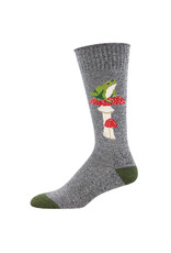 Socksmith Design Toad Stools Static Men's Socks