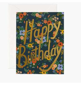Rifle Paper Co. Garden Birthday A2 Notecard